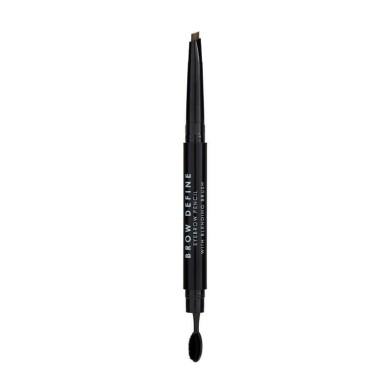 Mua Brow Define Eyebrow Pencil With Blending Brush Mid Brown 1.5gr