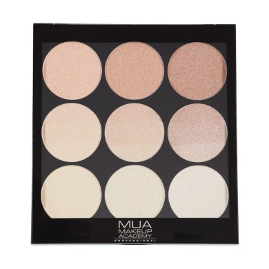 Mua Gradient Light Palette - Golden Glow 22,4g