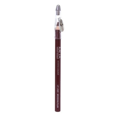MUA Lip Liner Intense Colour - Brooding Plum 1.5gr