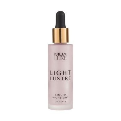 MUA Luxe Light Lustre Liquid Highlight - Opulence 30ml