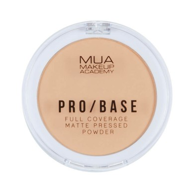 MUA Makeup Academy Pro / Base Full Coverage Matte Pressed Powder No.120 6.5g