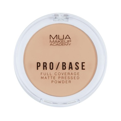 MUA Pro / Base Full Coverage Matte Pressed Powder No.130 6.5g