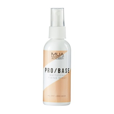 MUA Pro / Base Mattifying Fixing Spray 70ml