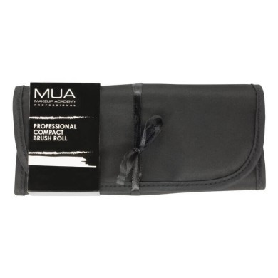 MUA Makeup Academy Professional Compact Brush Roll