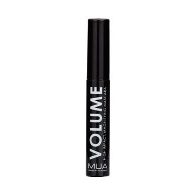 MUA Makeup Academy Volume Black Mascara 6ml