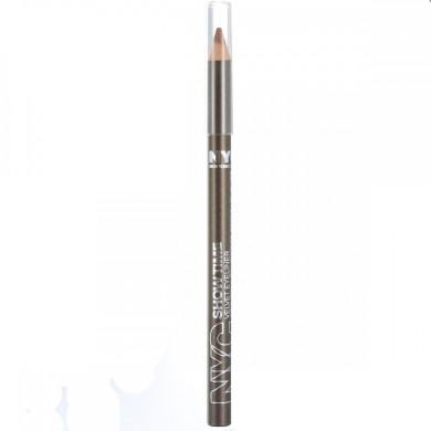 NYC Show Time Velvet Eyeliner, No. 953 Black Brown