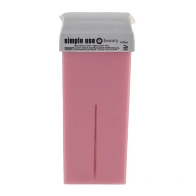 Roll-on Wax Machine Titanium (Pink) 100ml