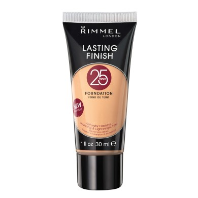 Rimmel Lasting Finish 25 Hour Foundation, 091 Light Ivory, 30ml