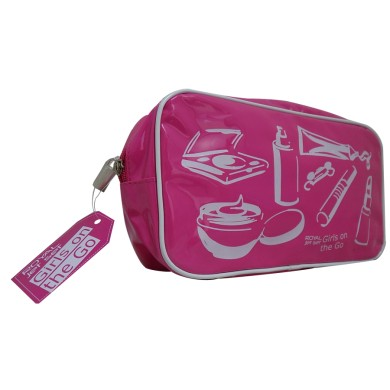 Νεσεσέρ, Royal Jet Set Girls on the Go Red- MakeUp Bag