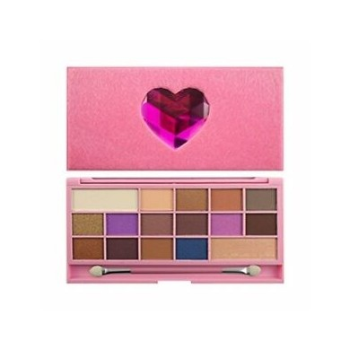 Makeup Revolution I Heart Unicorns Love Eyeshadow Palette 22g