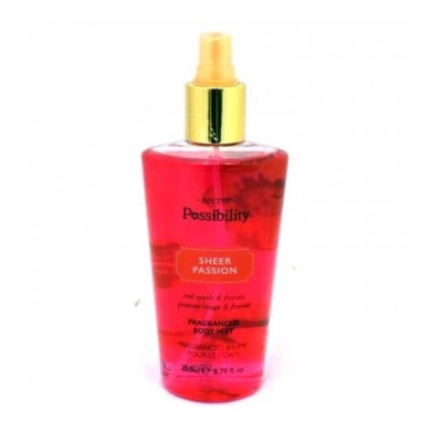 Secret Possibility Addicted to Love Fragranced Body Mist 250ml