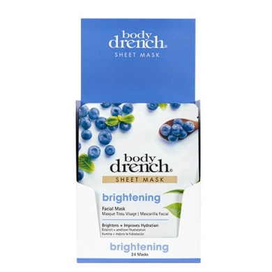 Body Drench Sheet Mask Brightening