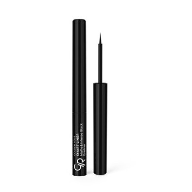 Golden Rose Smart Liner Matte & Intense Black Eyeliner 2.7ml