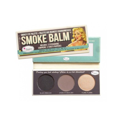 The Balm Cosmetics Smoke Balm Volume 1 Eyeshadow Palette, 10.2g
