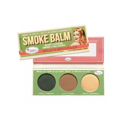 The Balm Cosmetics Smoke Balm Volume 2 Eyeshadow Palette, 10.2g