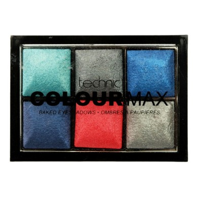 Technic Colour Max Baked Eyeshadows, Boogie Nights