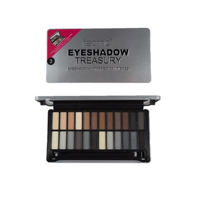 Technic Eyeshadow Treasury 3, 36g