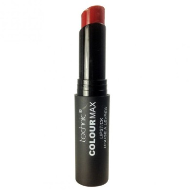 Technic Colourmax Lipstick Matte Deep Red