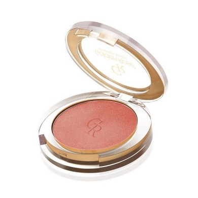 Golden Rose Powder Blush,No. 08, 7g
