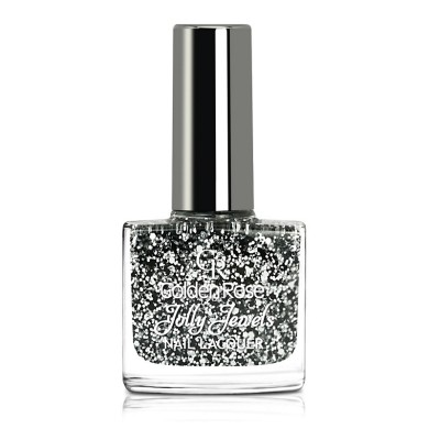 Golden Rose Jolly Jewels Nail Lacquer No.118, 10.8ml