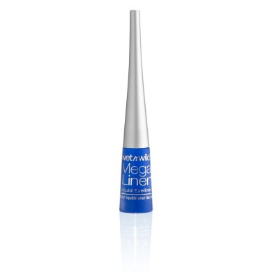 Wet n Wild Liner Liquid Eyeliner, No. 862 Blue