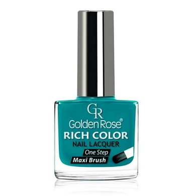 Golden Rose Rich Color Nail Lacquer, No. 19, 10.5ml