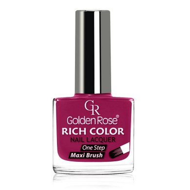 Golden Rose Rich Color Nail Lacquer, Βατόμουρο Ανοιχτό 28
