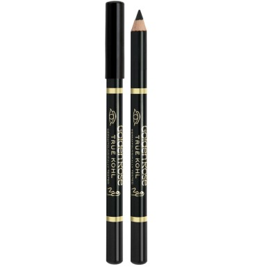 Golden Rose True Kohl Eyeliner-Black