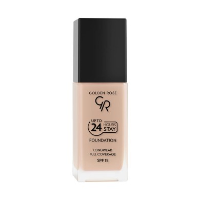 Golden Rose Up To 24 Hours Stay Foundation SPF15 35ml