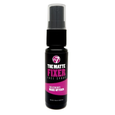 W7 The Matte Fixer Spray, 18ml