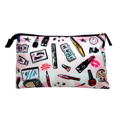 Νεσεσέρ, W7 Large Cosmetic Print Bag
