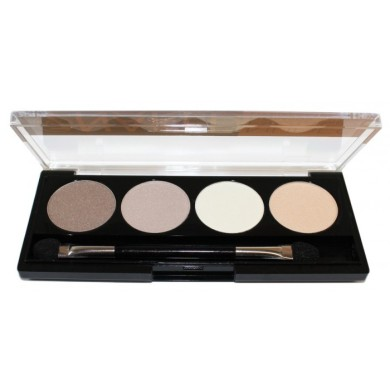 w7 The Nudes Eye Shadow Palette