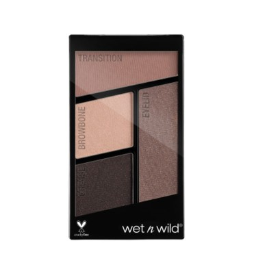 Wet n Wild Color Icon Eyeshadow Quads - Nr 337 - Silent Treatment, 4.5g