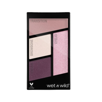 Wet n Wild Color Icon Eyeshadow Quads - Nr 344 - Petalette, 4.5g