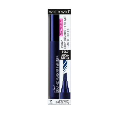 wet n wild ProLine Graphic Marker Eyeliner, No. 878 Airliner Blue