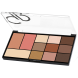 Golden Rose City Style Face & Eye Palette No.1 Warm Nude 23.90gr
